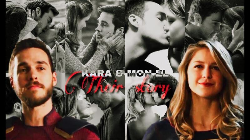 ► The Full Story of Kara Mon El [2x01 -3x23]