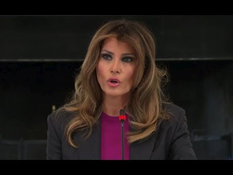 First Lady Melania Trump EXPOSES Democrat LIES on Child Immigration Facilities