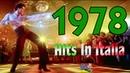 1978 Tutti i più grandi successi musicali in Italia