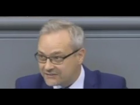 UNRUHE Bundestag - MdB packt seinen Hexenhammer aus... Wie erkennt man eine Hexe