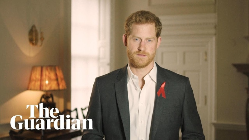 End stigma around HIV testing, says Prince Harry