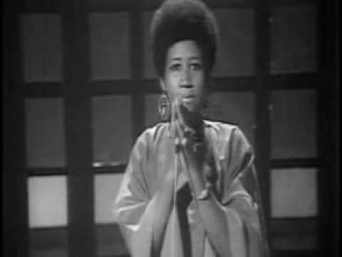 Aretha Franklin I Say A Little Prayer live 1970