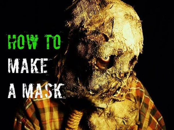 How To Make A Mask Latex Fabric Technique vonJekyllArt