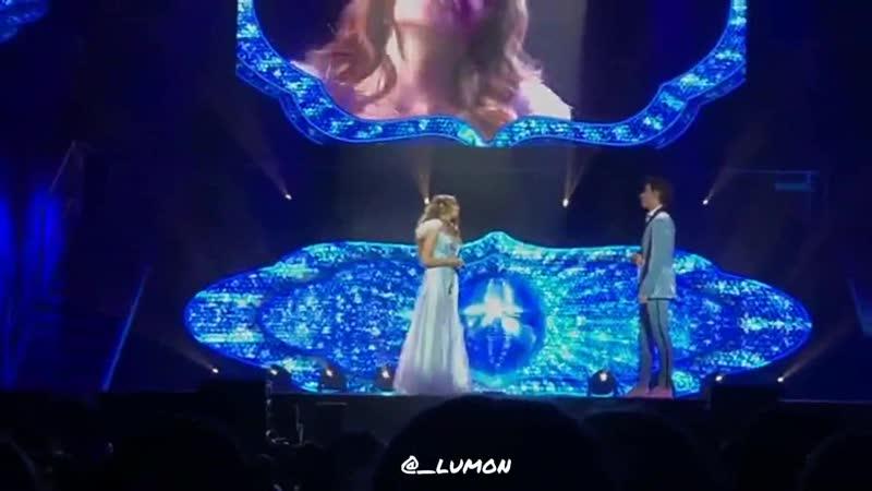 Soy Luna Live Que Más Da en París 25 02 2018 1
