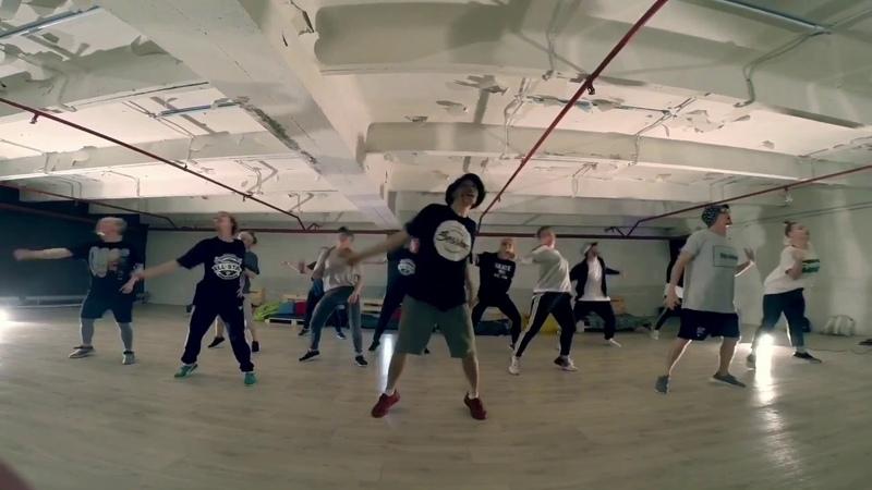 ALEXEY SHALBUROV. Choreo for Nelly
