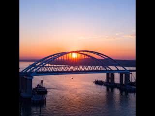 Крымский мост в цифрах