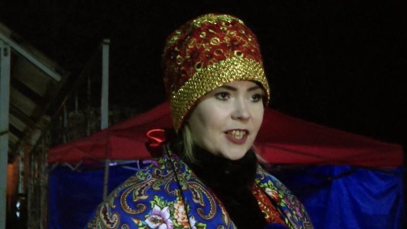 Крещенский сочельник г Лермонтов Край Ставроп 2019г