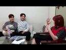 фейсбук 180911 Сынмин, Хиджун и Пак Джимин 15 @ After School Club