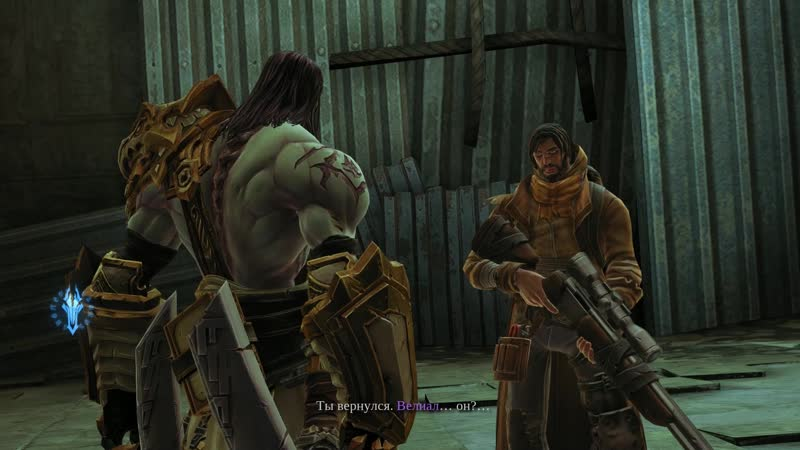 Прохождение Darksiders II Deathinitive Edition 44 - Велиал