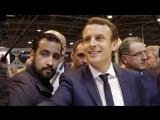 L' affaire Alexandre Benalla Macron En Marche plus que jamais avec la racaille !