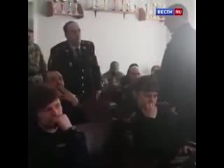 Хабаровского полицейского задержали во время лекции