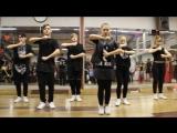 Mega dance Kem на Новогоднем Отчётном концерте Dance Fox, г. Кемерово