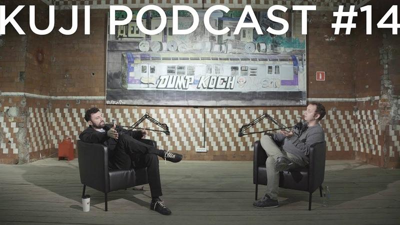 Каргинов и Коняев (KuJi Podcast 14)