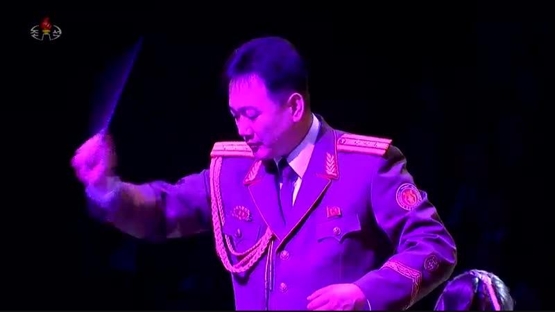 조선민주주의인민공화국 친선예술대표단의 중화인민공화국 방문공연