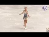 Alina Zagitova — SP (Nebelhorn Trophy 2018)