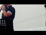 Дмитрий Харатьян в Кисловодске. кинофестиваль Хрустальный источникъ
