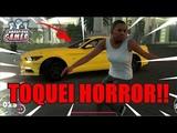 TOQUEI O HORROR DE MUSTANG GT!! THE CREW 2(Beta) - SEGURA O AMAREL