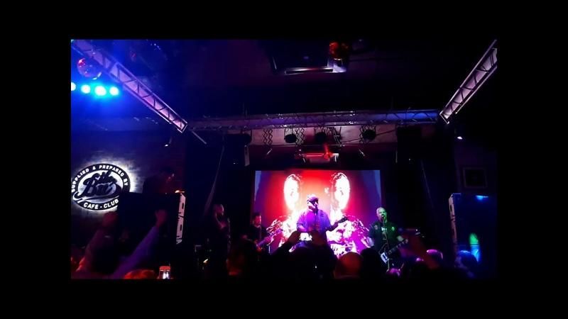 рок-группа Крематорий в Астане