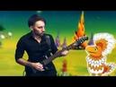 Тайна Третьей Планеты. Кавер. Музыка из мультфильма на гитаре! progmuz