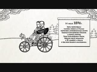 Вежливые русские что в россии с автопромом? (серия 12)