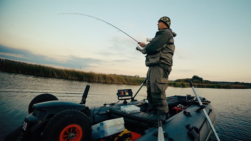 Спиннинг для твичинга - вести с полей! Обзор спиннинга Black Pearl от Sportex! Около рыбалки