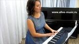 Л. Моцарт - А. Шувалов - Менуэт ф-но+оркестровая фонограмма