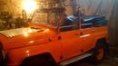 Мой УАЗ 31512 кабриолет с АКПП и двигателем 2JZ
