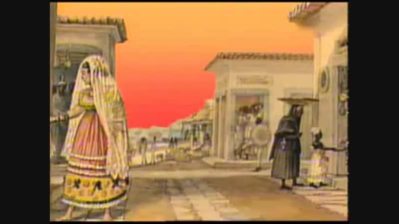 Рабыня Изаура 30 серия Esclava Isaura Жильберто Брага 1976 мелодрама TVRip