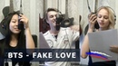 BTS (방탄소년단) - 'FAKE LOVE' Cover by Olga, Andrei and Daria