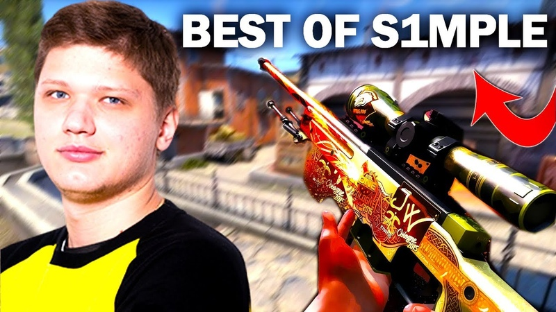 Best of s1mple - BEST CSGO PLAYER OF 2018?! (UNBELIEVABLE PLAYS)
