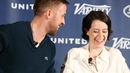 Ryan Gosling & Claire Foy on 'First Man'