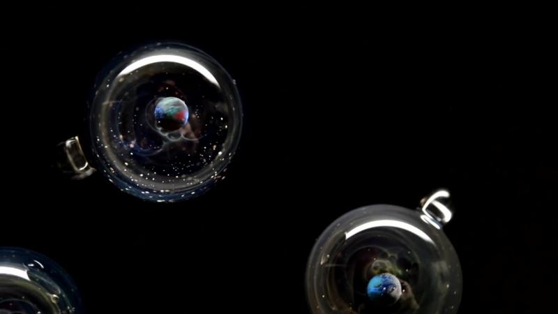 Solar Systems by Satoshi Tomizu