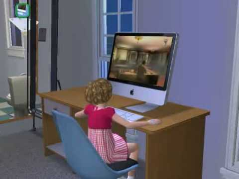 The Sims 2 Shirley Temple enjoys GTA IV