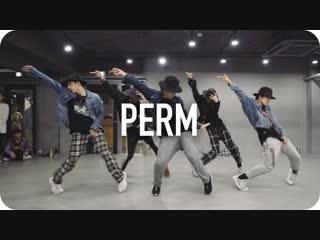 1Million dance studio Perm - Bruno Mars / Junsun Yoo Choreography