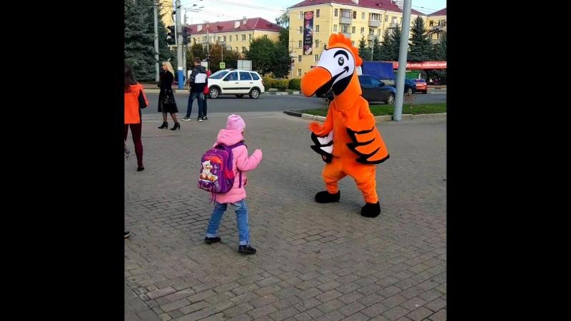 Танцам все возрасты покорны )