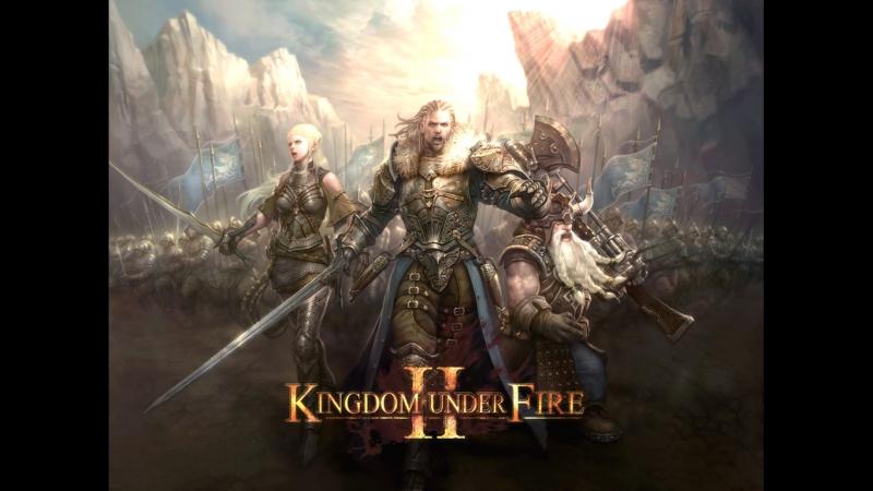 11-Kingdom Under Fire 2 Online (Warrior 25) part 11- Кингдум андер фаер 2 (Воитель)