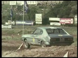 Rallycross Rome (Ford Capris &amp Escorts) - 1969