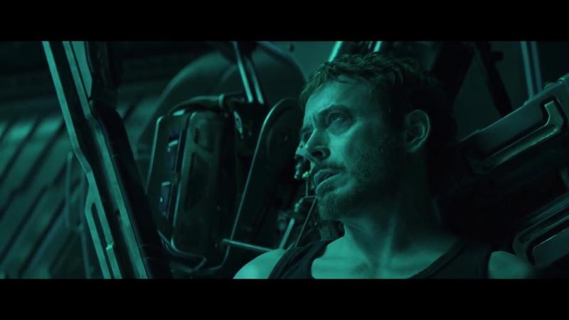 Мстители 4 Финал Avengers Endgame, 2019 - Дублированный тизер-трейлер