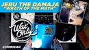 Discover Samples Used On Jeru The Damaja's Wrath of the Math