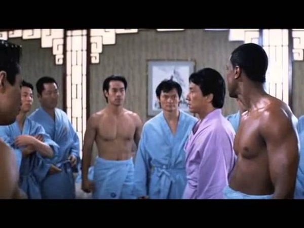 Rush Hour 2 6 7 Best Movie Quote Heaven on Earth Massage Parlor Fight 2006