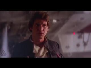 Kylo Ren & Han Solo vine