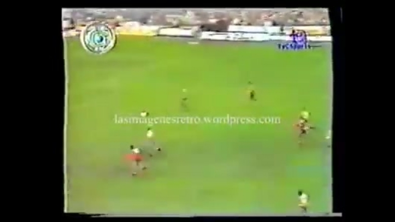 CAI 3x1 Rosário Central - Libertadores 87