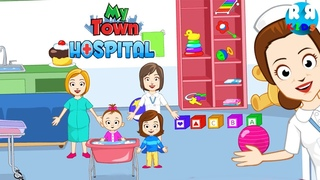 Help Mommy with Her New Baby Girl - My Town: Hospital