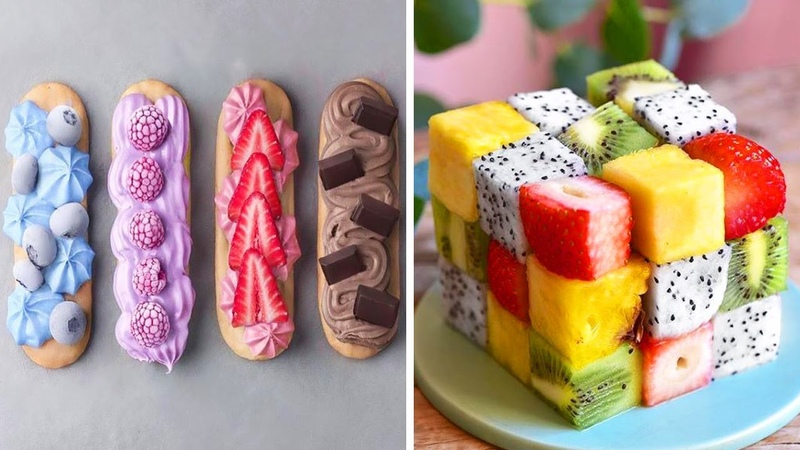 Quick And Easy Dessert Ideas   Top 10 Yummy Cake Recipe Ideas (Nov) 13   Easy DIY Cake Decorating