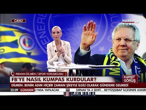 Fenerbahçeye nasıl kumpas kurdular (Karşıt Görüş 10 Ağustos 2016) 3. Bölüm