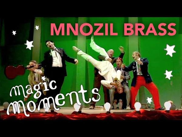 MNOZIL BRASS | Slow motion Fight