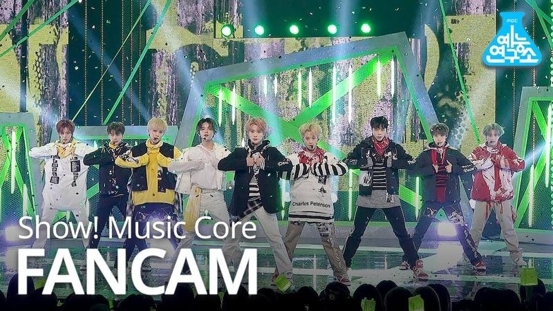 [예능연구소 직캠] NCT 127 - Superhuman, 엔시티 127 - Superhuman @Show! Music Core 20190525