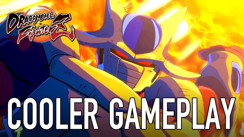 Dragon Ball FighterZ - XB1PS4PC - Cooler Gameplay