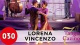 Lorena Tarantino and Vincenzo Bisogno Vals De Invierno by Solo Tango