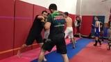 "@bk_krepost on Instagram: ""Халид Муртазалиев готовится к дебюту в #UFC@khalid_murtazaliev@rasul_magomedaliev#Krepost #MMA #Dagestan #UFCRussia"""